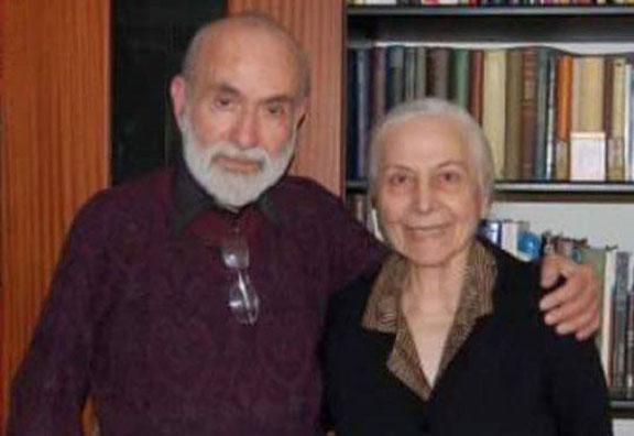 Kourken and Margaret Asadourian