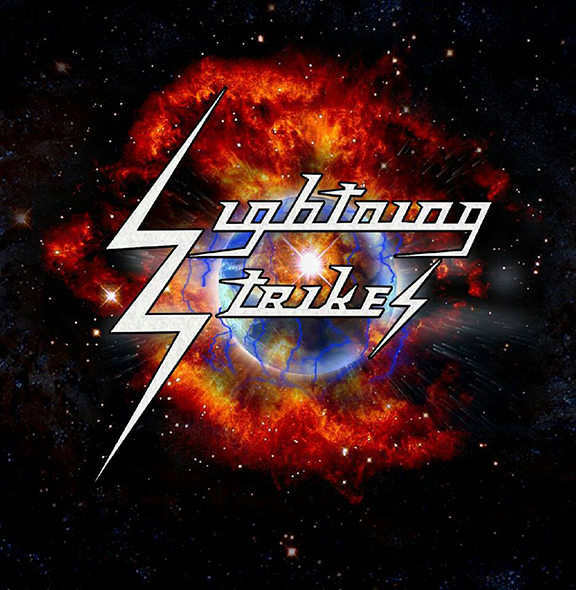 Lightning Strikes band to feature former Black Sabbath vocalist in debut album (Image: Lightning Strikes Facebook Page)