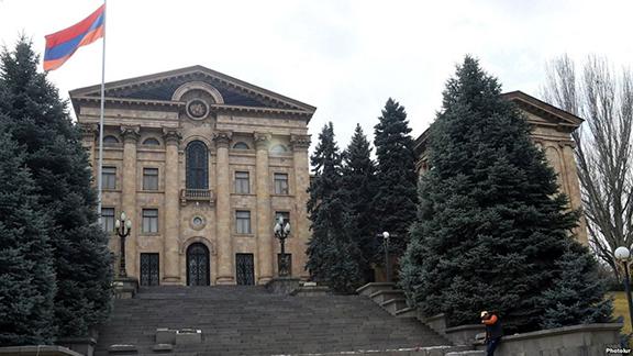 Parliamentary Building of Armenia (Photo: Photolur)