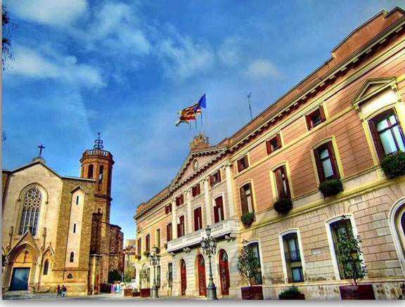 Municipal building in Sabadell, Spain (Image: Armenian Embassy in Spain)