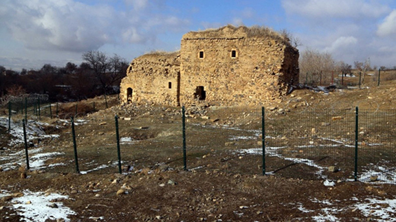 Sourp Kevork Armenian Monastery in Elaziğ, Turkey, Western Armenia