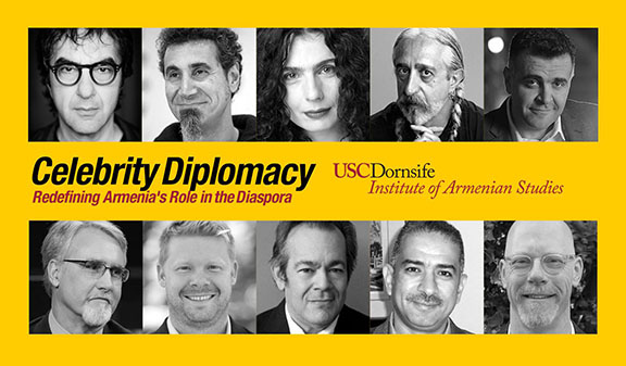 Celebrity Diplomacy: Redefining Armenia's Role in the Diaspora