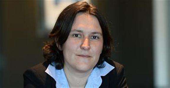European Parliament's Turkey rapporteur Kati Piri (Source: Hurriyet Daily News)