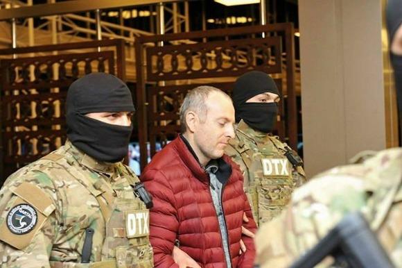Russian-Israeli blogger Alexander Lapshin detained in Baku on Feb. 7, 2017