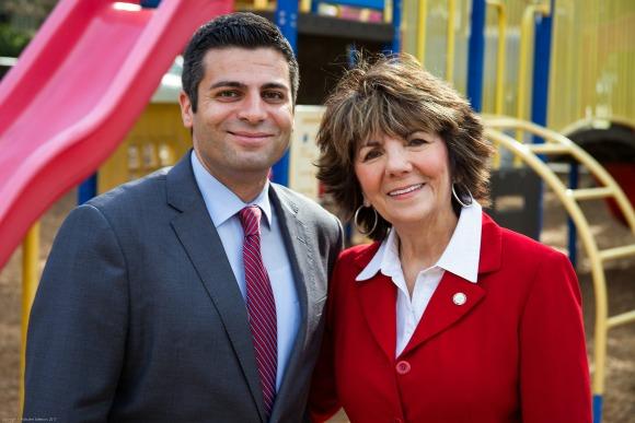 Glendale Mayor Paula Devine endorses Shant Sahakian's candidacy for Glendale School Board District D.