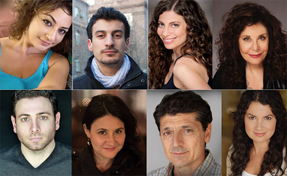 The Armenian Dramatic Arts Alliance announces two reading events of Armenian stories on April 23 and 24 at the Kiki and David Gindler Performing Arts Center in Glendale