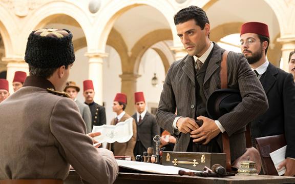 Oscar Isaac in 'The Promise'
