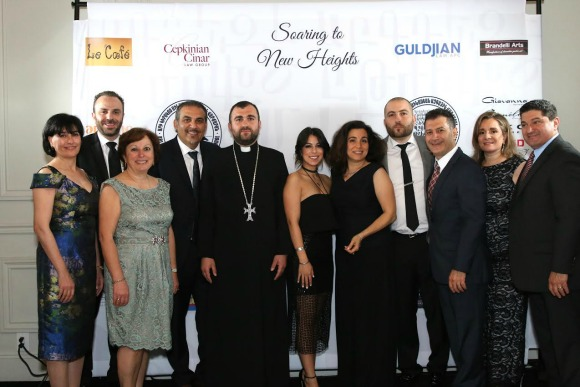 Parents, alumni, friends and supporters gathered to celebrate another successful year of during Ari Guiragos Minasian Armenian School's 31st annual banquet