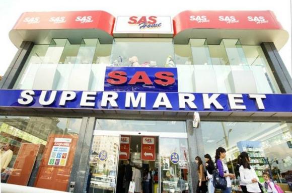 A SAS Supermarket in Yerevan (Photo: cometoarmenia.am)