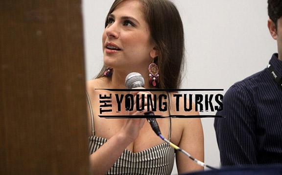 The Young Turks' Ana Kasparian