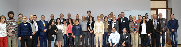 Scientists from Armenia and Germany held a workshop on May 23-24 in Nor Amberd, Byurakan, Armenia. (Photo: A. Alikhanyan National Laboratory)