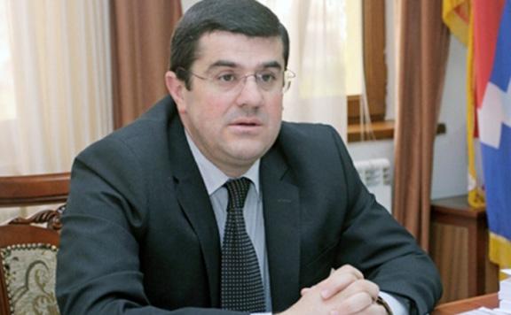 Artsakh Prime Minister Arayik Harutunyan