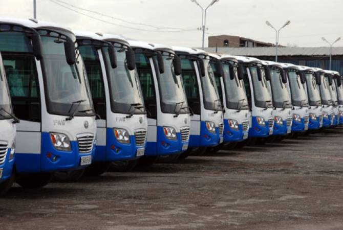 A new shuttle service between Yerevan and Zvartnots Airport is launched