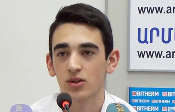 Haik Martirosyan