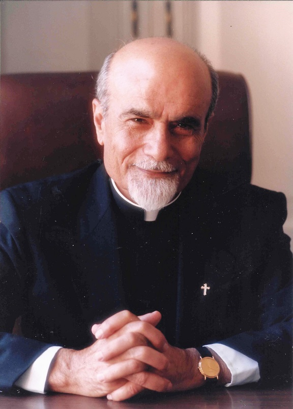 Archpriest Nareg Shrikian