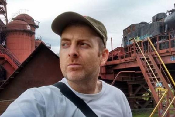 Russian-Israeli blogger Alexander Lapshin