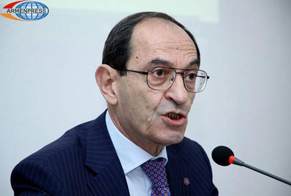 Armenian Deputy Foreign Minister Shavarsh Kocharyan