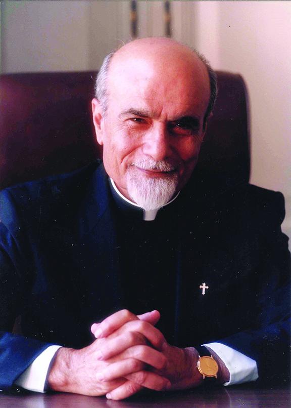 Very Reverend Nareg Shrikian