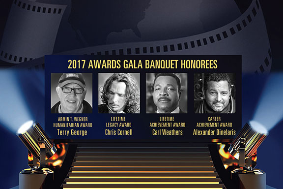 The 2017 Awards Gala Banquet honorees