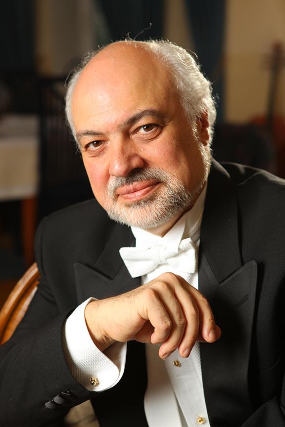 Maestro Constantine Orbelian