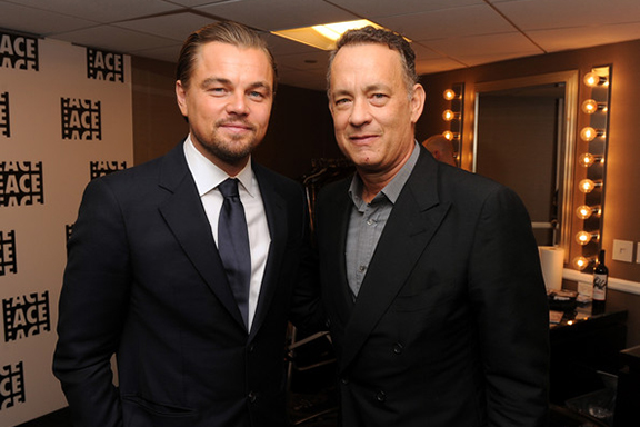 Leonardo DiCaprio and Tom Hanks will be among the stars supporting the COAF gala