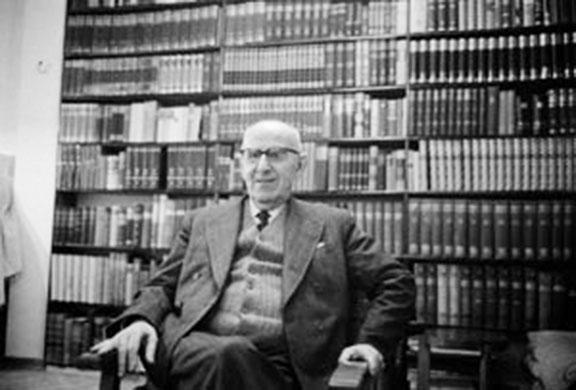 Prof. Agop Martayan, who was named Agop Dilacar by Ataturk