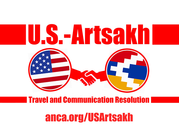 ro-Artsakh advocates are encouraged to urge their U.S. legislators to cosponsor Rep. Pallone's U.S.-Artsakh Travel and Communication Resolution. Take Action by clicking photo