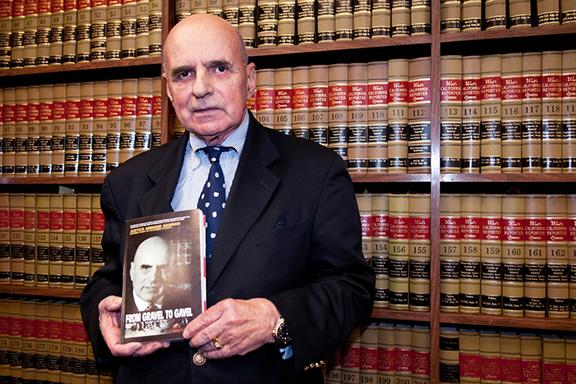 Former California Supreme Court Justice Armand Arabian passed away last week