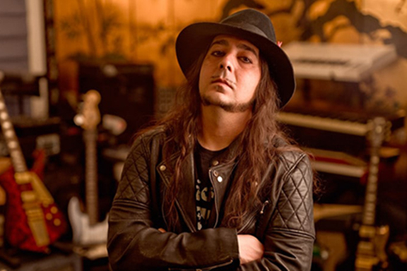 System of  a Down's Daron Malakian (Photo by Greg Watermann for Rolling Stone)