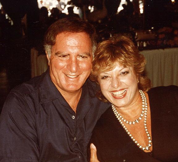 Richard and Gloria Mahdesian