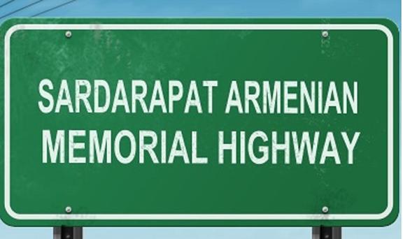 A major Colorado state highway will b renamed Sardarapat Armenian Memorial Highway