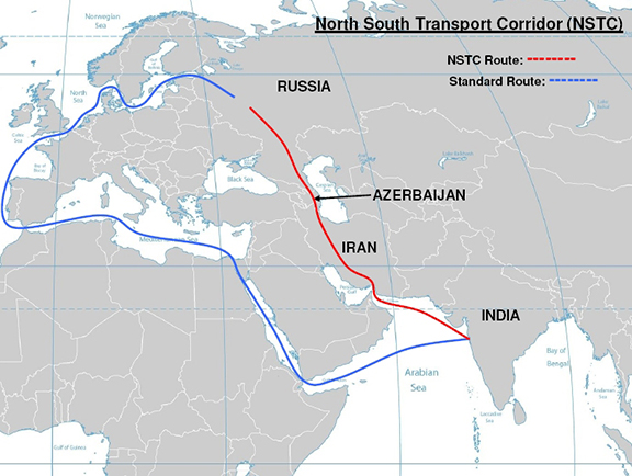 The North-South Transport Corridor