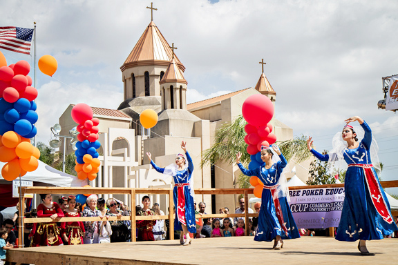 Armenian Food Fair and Festival in Montebello set for May 19