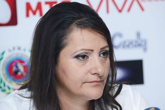 Nazik Amiryan, the wife of ex-general Manvel Grigoryan, was arrested Wednesday