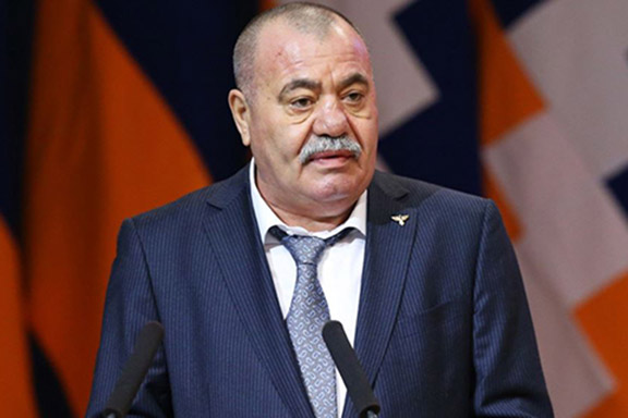 Retired Army Lieutenant General Manvel Grigoryan was arrested Saturday on corruption charges