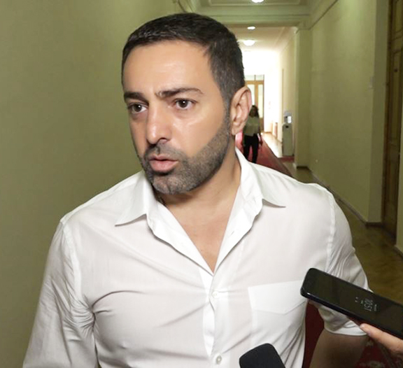 Artur Gevorgyan, a former Republican Party of Armenia lawmaker claimed that previous regimes knew about Gen. Manvel Grigoryan's illegal activities but did nothing