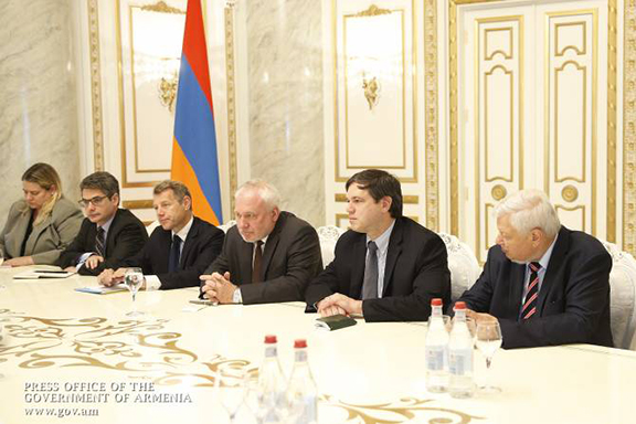 OSCE MInsk Group co-chairs in Yerevan on Wednesday