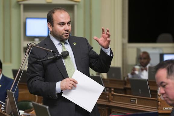 State Assemblymember Adrin Nazarian helmed the suuccessfull passage in the California State Assembly