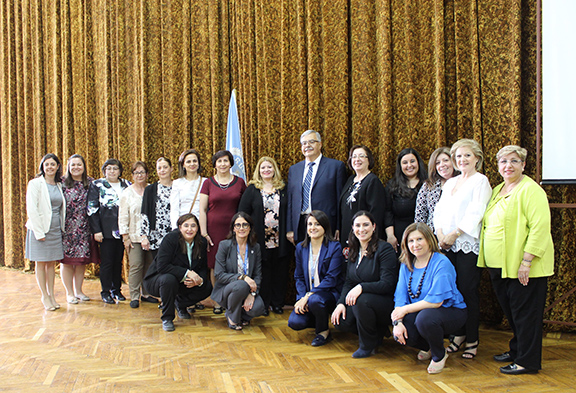 ARS members and staff, organizing Committee and ARF Bureau Member