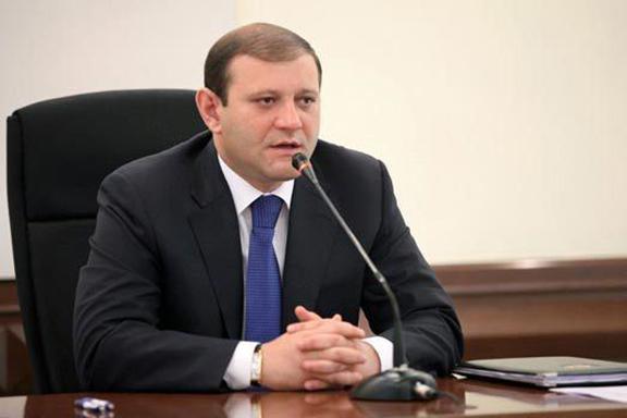Yerevan Mayor Taron Markaryan