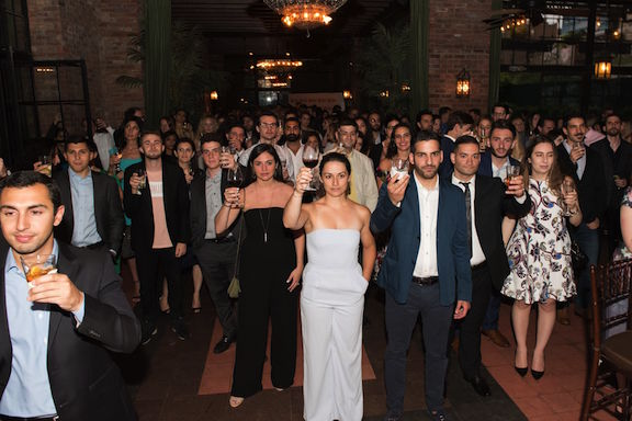 8th Annual COAF Summer Soiree in New York City.