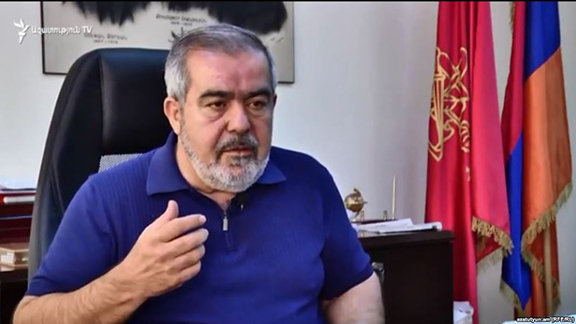 ARF Bureau chairman Hrant Markarian speaks to Azatutyun.am