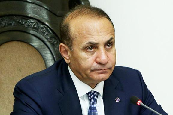 Armernia's former prime minister Hovik Abrahamyan