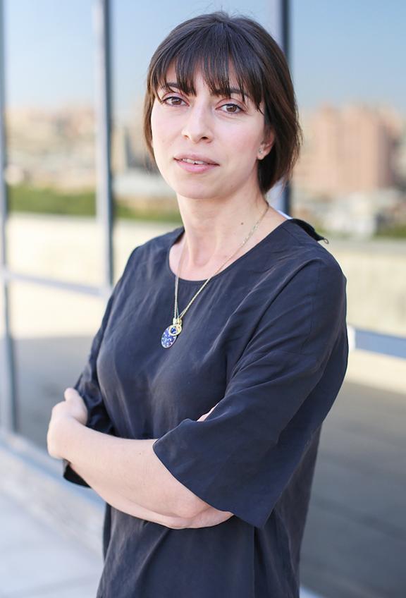 Anna Aktaryan, USC Policy Fellow