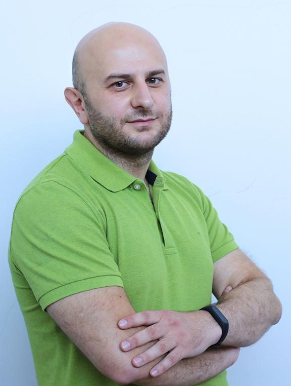 Davit Shindyan, USC Policy Fellow