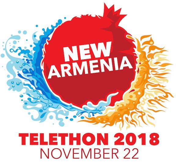 2018 Armenia Fund Telethon is on Nov. 22