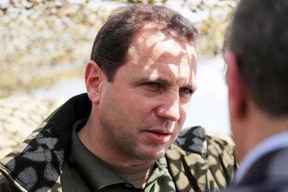 Armenia;s Acting Defense Minister Davit Tonoyan