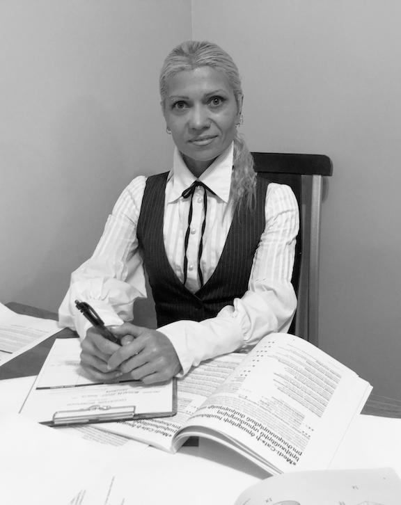 Program Coordinator Lily Karapetyan