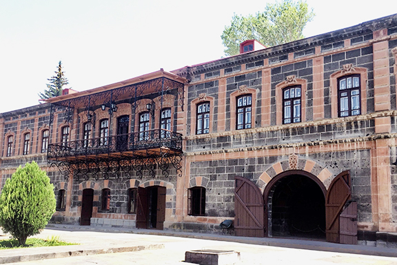 The museum of National Architecture and Urban Life of Gyumri