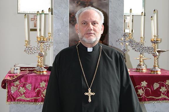 Reverend Arsen Kassabian